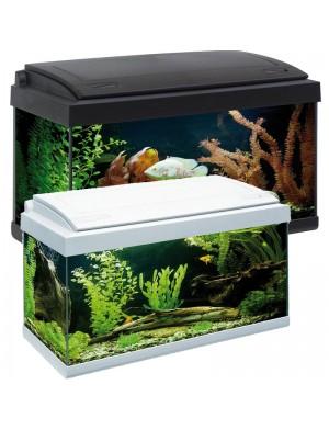 Mtb acquari milo 60 acquario accessoriato completo di for Acquario completo tartarughe