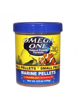 OMEGA ONE MARINE PELLETS SMALL CON GARLIC AGLIO