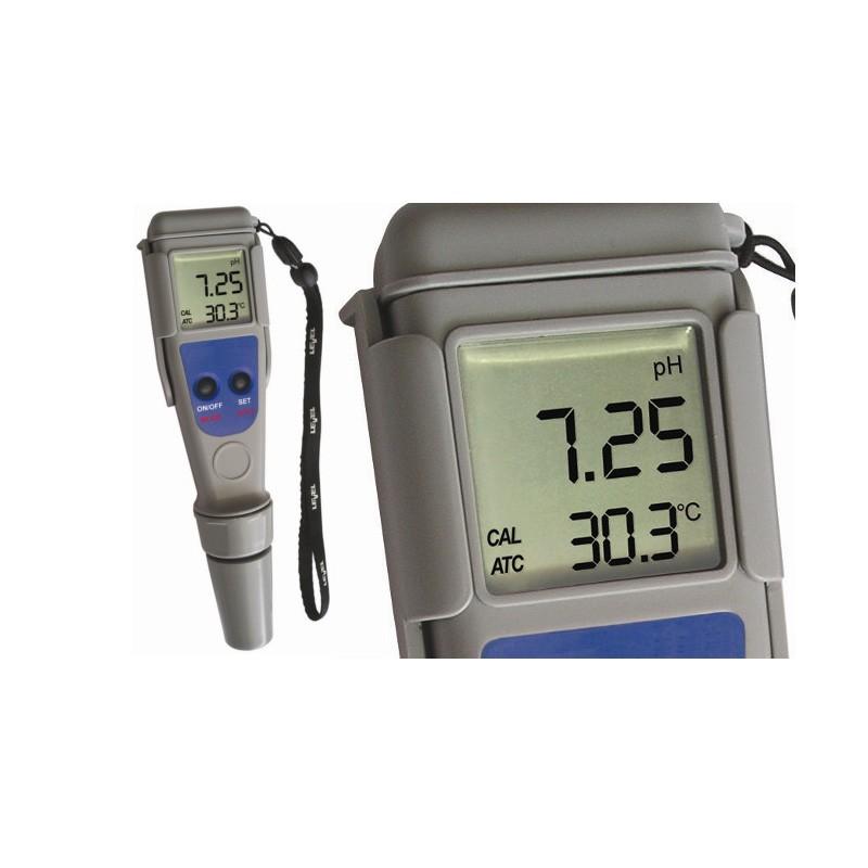 Adwa misuratore phmetro ad12 professionale ph acqua - Misuratore ph piscina ...