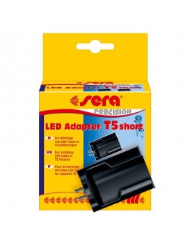 SERA LED ADAPTER T5 SHORT PER SOSTITUZIONE NEON T5 CON LED SERA