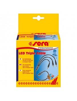 SERA LED TRIPLE CABLE PER COLLEGAMENTO FINO A 3 TUBI LED