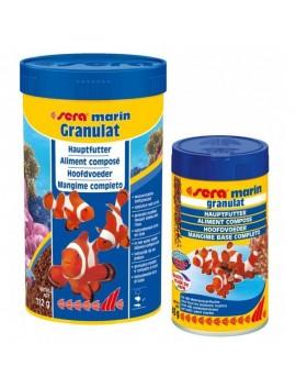 SERA MARIN GRANULAT 250 ML. MANGIME IN GRANULI PER PESCI MARINI