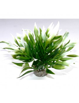 SYDECO PIANTA FINTA AQUATIC LEAVES 12 CM DECORAZIONE ACQUARIO