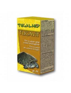 TUGAVIT MULTIVITAMINICO PER TARTARUGHE 25 GR.