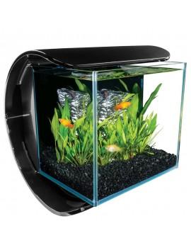 Tetra silhouette acquario 12 litri completo di filtro luce for Acquario tartarughe completo